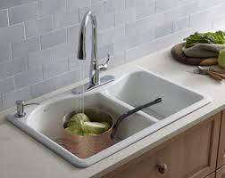 Enamel Over Cast Iron Kitchen Sinks BUILD - Kitchen sink cast iron