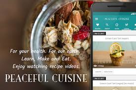 cuisine mar peaceful cuisine apps on play