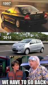 The Future Meme - back the future meme mitsubishi mirage by 2ndsystem on deviantart
