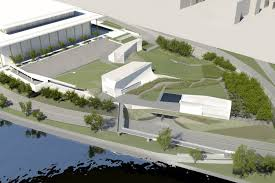 Kennedy Center Floor Plan by Steven Holl Architects Wins Planning Approval For Pedestrian