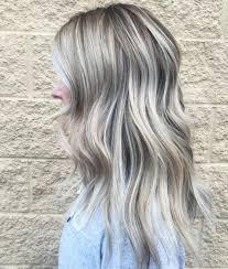 silver brown hair 22 incredible silver hair color ideas in 2018