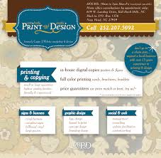 outer banks printing and graphic design full color printing
