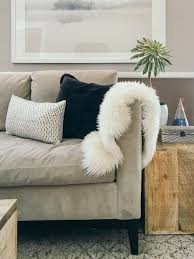 west elm andes sofa review modern farmhouse sectional shopping design lotus