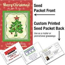 custom seed packets wildflower seed mix mailable seed packet custom printed back