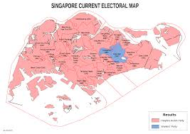 Create Electoral Map File Electoral Map As Of 2015 Singapore Svg Wikimedia Commons