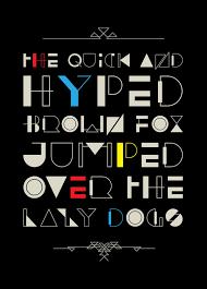 29 eye catching art deco fonts web u0026 graphic design bashooka