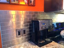 metal wall tiles kitchen backsplash metallic kitchen wall tiles arminbachmann