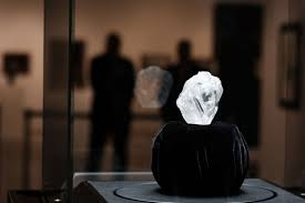 amazon com 4 75 carats the biggest uncut diamond in the world is still up for sale