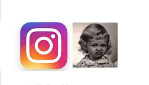 Meme Instagram - instagram estos son los memes que se burlan de su nuevo logo