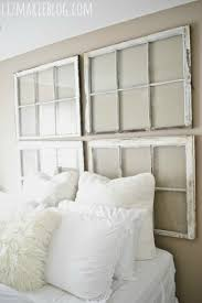 Headboards Made With Pallets Diy Rustic Headboards Decorating Your Small Space