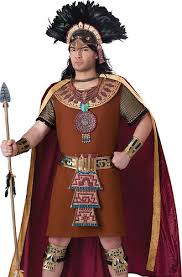 Ebay Halloween Costumes Adults Mayan King Aztec South American Halloween Costume Ebay
