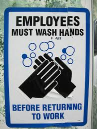 restaurant hand washing sink why are restroom hand washing signs by the sinks freakonomics