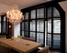 shutters are a great alternative to blinds or shades a room which