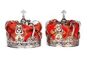 orthodox wedding crowns orthodox wedding crowns istok church supplies corp