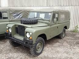 land rover series 3 109 land rover series iii 109 lhd lwb soft tops petrol ex military