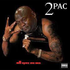 2pac Meme - 2pac all eyez on me crying michael jordan know your meme