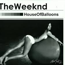 Glass Table Girls The Weeknd House Of Balloons Aaa Recordings Vinyl Record