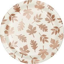 gold rimmed plastic plates target