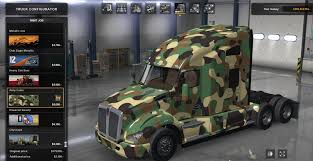 kenworth price army camo kenworth t680 skin mod american truck simulator mod