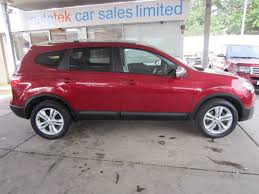 red nissan car used red nissan qashqai 2 for sale surrey