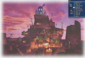 Ff6 World Of Ruin Map by Image Early Cosmo Canyon Jpg Final Fantasy Wiki Fandom