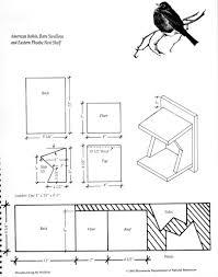 house plan free bird house plans easy build designs bird house