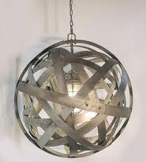 ceiling fan with chandelier light chandelier wine barrel chandelier lighting recycled orbital