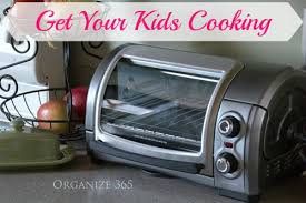 Get Your Kids Cooking & Using Lists Organize 365