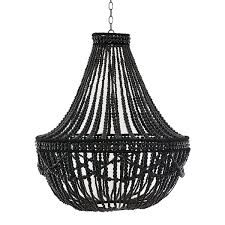 wood bead ceiling light amazing wood bead chandelier with chic plan 18 zazoulounge com
