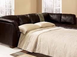 Leather Sectional Sleeper Sofas Furniture Sleeper Sofa Awesome Homes