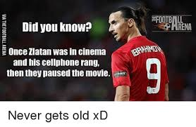 Old Cell Phone Meme - did you know oncellatan was in cinema and his cellphone rang then