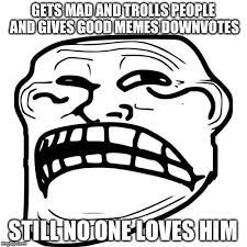 Trollface Memes - sad troll face memes imgflip