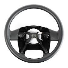 toyota steering wheel omix ada 18031 09 steering wheel leather 03 06 jeep wrangler