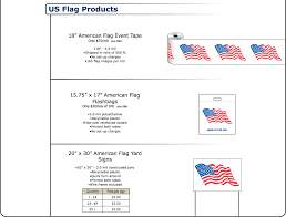 Us Flag Facts Flag Products