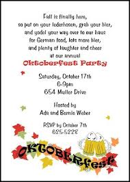 Christmas Party Invitations With Rsvp Cards - 24 best oktoberfest party invitations images on pinterest