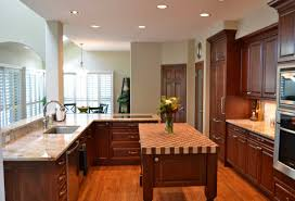 kitchen island top ideas classic kitchen ideas with wooden cabinetry island granite