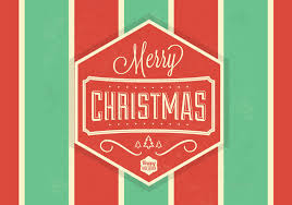 striped christmas vector background download free vector art