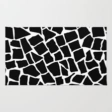 Black And White Throw Rugs The 96 Best Images About Rugs On Pinterest