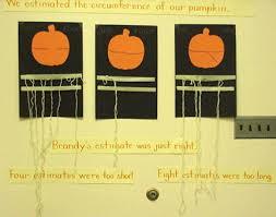pumpkin math activities and lessons little giraffes teaching