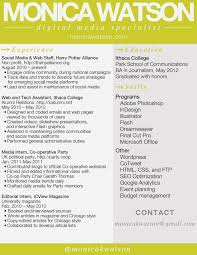 Digital Marketing Resume Sample by Production And Events Coordinator Resume Allee Pitaccio