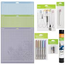 cricut explore complete starter set tools accessories