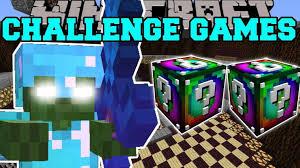 Challenge Minecraft Lucky Block Mod Modded Many Explosives Challenge