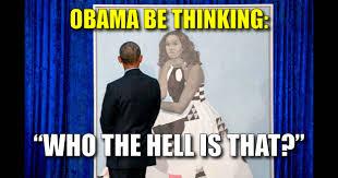 Michelle Meme - michelle obama portrait meme 003 01 truthfeed