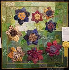 flower garden quilt pattern quilt inspiration thrift store challenge quilts part 2