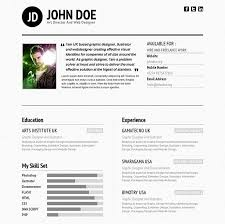 minimalistic resume psd settings content flash player 52 modern free premium cv resume templates