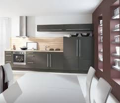 cuisine romantique charmant cuisine beige et gris avec chambre coucher moderne