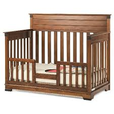 Convertible Crib Bed Rail Child Craft Redmond Convertible Crib Toddler Guard Rail Target