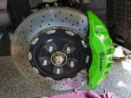 lexus yellow brake calipers g2 caliper paint install painted brake caliper pinterest