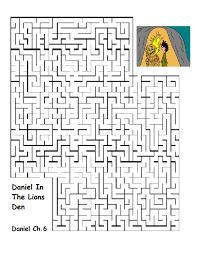 daniel in the lion u0027s den sunday lesson