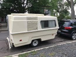 subaru camping trailer sold 1974 hunter ii compact 3900 denver co fiberglass rv u0027s for
